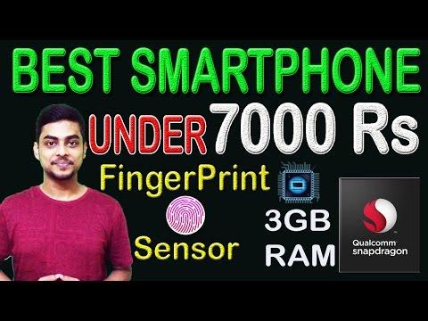 [May] Best Smartphone Under 7000 Rupees India 2017 Fingerprint Sensor Top 5 Mobile 4g 3gb Ram April