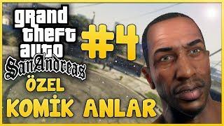 Adamin Karisini Çalan Cj! Gta: San Andreas Özel Twitch Komik Anlar!