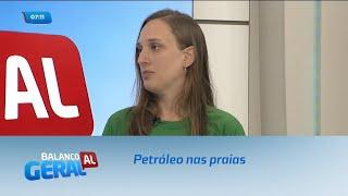 Petróleo nas praias: Coordenadora do Biota faz balanço do número de animais afetados
