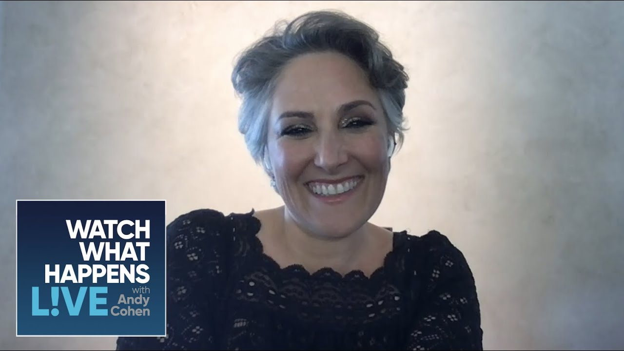 Ricki Lake Gushes About Her Recent Engagement | WWHL