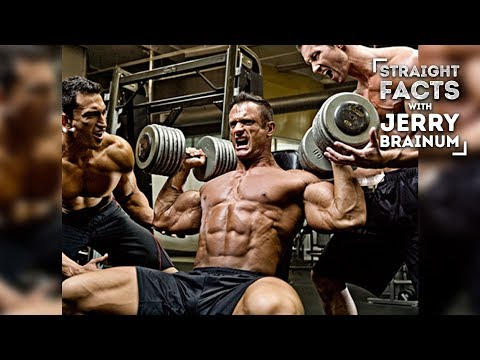 Can You Really Get Bigger Muscle Lifting Lighter Weight? | Straight Facts
