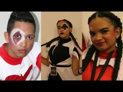 All Dance Continental 2017 / Brekendoels y Major Beat Panamá