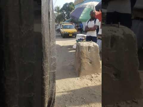 Free port of Monrovia to Logan town