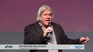 Presentación Raymond McCauley - INTAL 50 Años