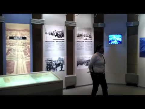 Hiroshima Peace Museum Tour 1st & 2nd Floor (広島平和記念館)