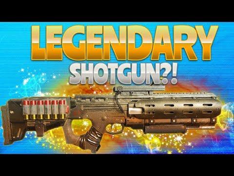LEGENDARY SHOTGUN!? (Fortnite Battle Royale)