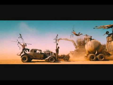 Cut The Cord - Shinedown Mad Max Fury Road music video
