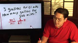 Fractions & Proportions : H๐w to Set Up Proportion Problems
