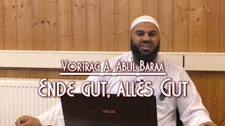 ENDE GUT, ALLES GUT mit A. Abul Baraa am 07.05.2017 in Braunschweig