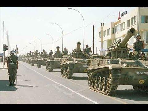 Κύπρος Στρατιωτική Παρέλαση 2015 - Cyprus Army Parade 2015