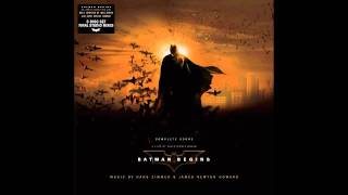 Your System is Broken/Meeting Falcone/Decision - Batman Begins Complete Score (No SFX)