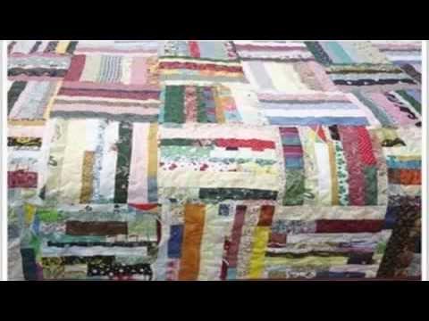 Beginner Quilting Patterns String Quilt Ideas Youtube
