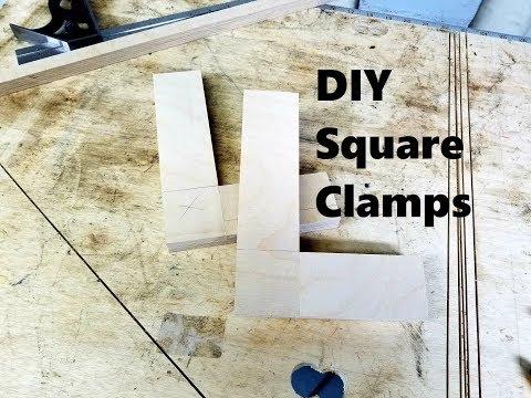 DIY Square Clamp