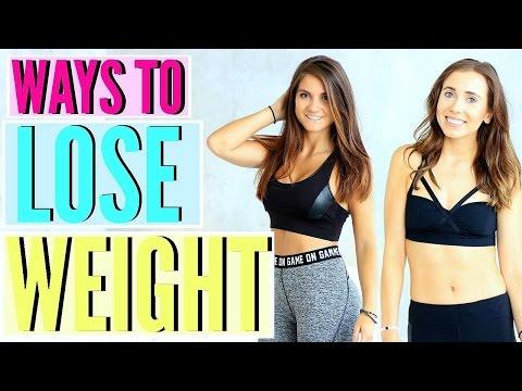TIPS to LOSE WEIGHT During The School YEAR !!