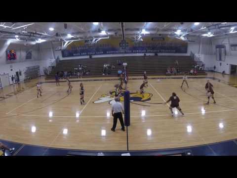 DCDS Varsity Volleyball