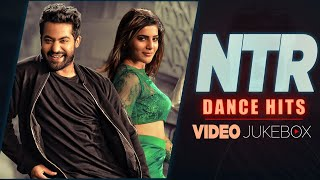 NTR Dance Hits Video Songs Jukebox | Samantha, Nithya Menen, Nivetha Thomas, Rashi Khanna | DSP