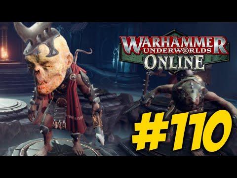 Warhammer Underworlds Online #110 Spiteclaw's Swarm (Gameplay)  