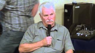 Keith Pruett, dump truck owner operator