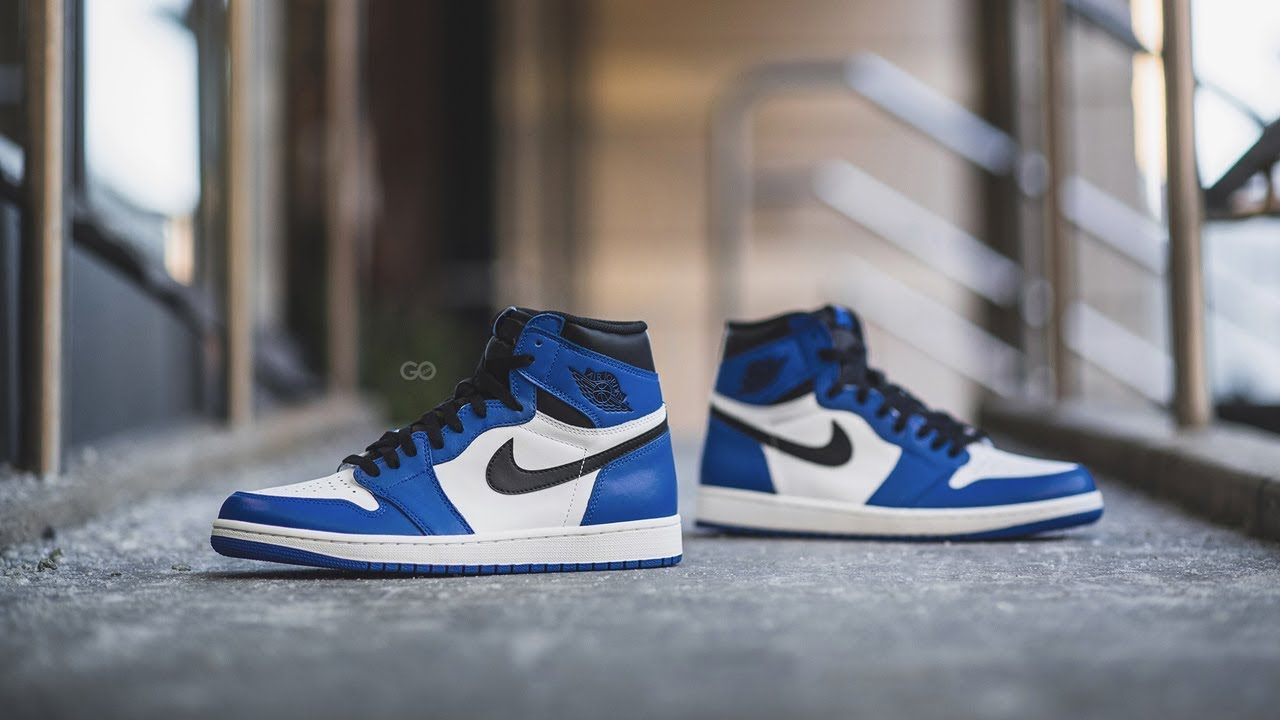 air jordan 1 og game royal