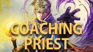 Hearthstone: Paid Coaching Highlander Priest #1 - Rogue