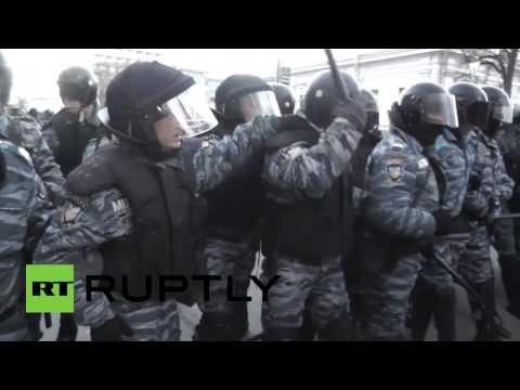 Столкновения между бойцами