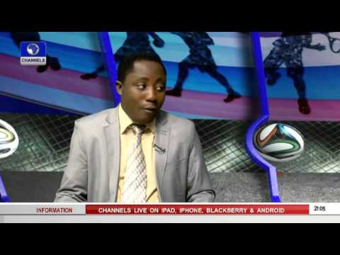 Sports Tonight: DR Congo Thrash Oliseh's New Super Eagles 2-0 As Enyeama Quits Team