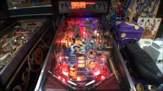 Dirty Harry Arcade Pinball Machine