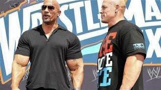 Vin Diesel, John Cena, Dwayne Johnson Training 2018