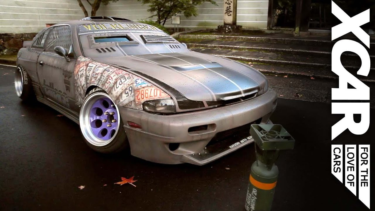 Awesome Car Wallpaper Backgrounds Nissan Silvia Military 6666 Customs Xcar Youtube