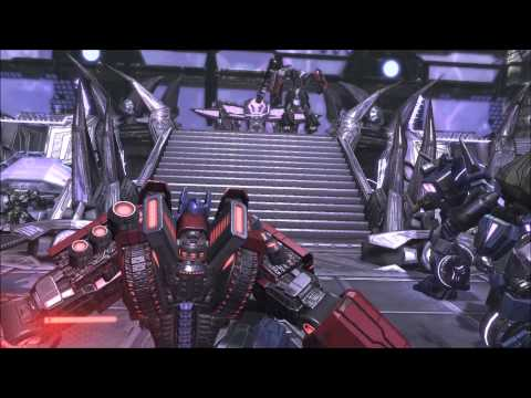 Transformers: Fall of Cybertron - Optimus Captured -HD-