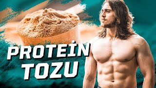 Protein Tozu   Nedir? Nasıl Kullanılır? Zararları Nelerdir? (Whey Protein Tozu)