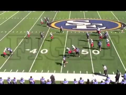 Southeastern Oklahoma State University vs  Northwestern Oklahoma Week 6 Highlights 2016