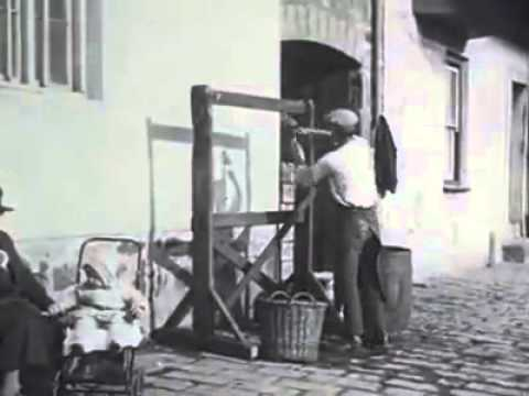 St  Ives Cornwall Cine Film 1926