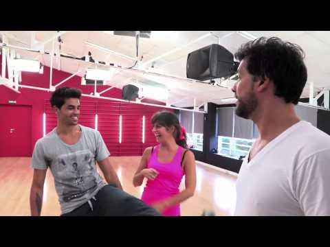Titoff - Danse avec les stars (Making Of)