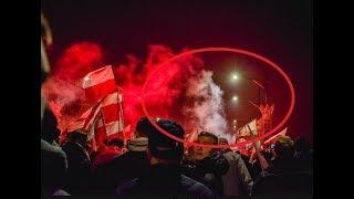 Zjawisko Nadprzyrodzone na Marszu Niepodległości? Zdjęcie zszokowało...