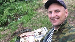 Рыбалка на реке Керженец