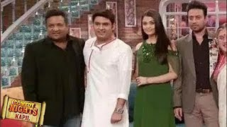 Aishwarya Rai Bachchan on COMEDY NIGHTS with Kapil | 4th October 2015 Episode