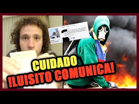 Luisito Comunica En Riesgo De Ser Detenido En Venezuela