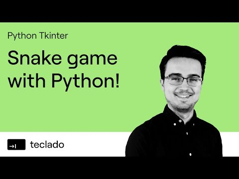Re-creating The Snake Game With Python!