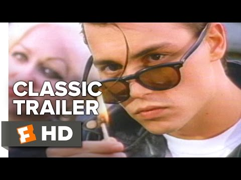 Cry-Baby (1990) Official Trailer - Johnny Depp, Ricki Lake Movie HD