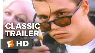 Cry-Baby Official Trailer #1 - Johnny Depp Movie (1990) HD