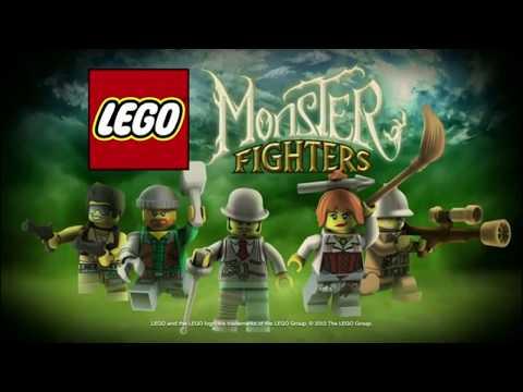Лего охотники на монстров мультфильм