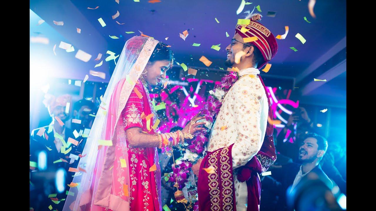 Vikash & Neha  Cinematic Wedding Teaser