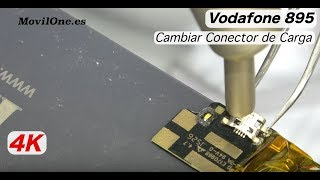 Vodafone 895 Cambiar Conector de Carga