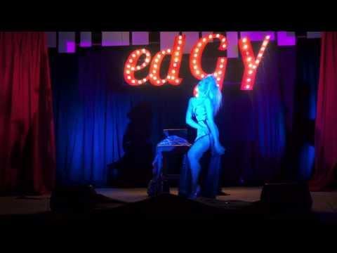 Sukki Singapore Makes Debut Burlesque Performance In Kuala Lumpur