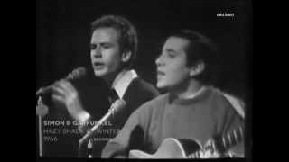 Simon & Garfunkel - Hazy Shade Of Winter (1966) HD 0815007