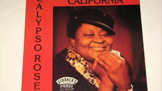 Calypso Rose   Mass In California