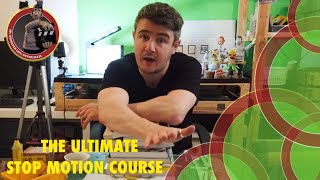 How to make a Stop Motion Puppet - THE ULTIMATE STOP MOTION COURSE!