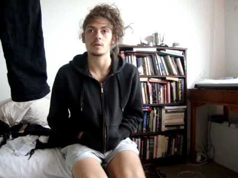 From Finland to France with No money, No clothes, No underwear - with just a passport