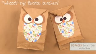 DIY End of the School Year Teacher Gifts